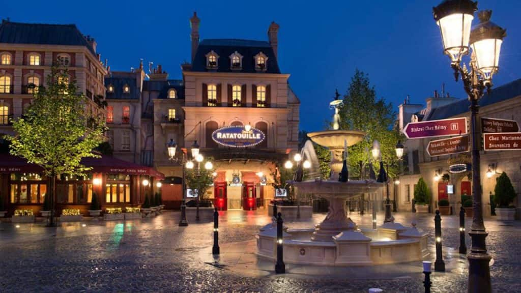 Ratatouille: The Adventure at Disneyland Paris