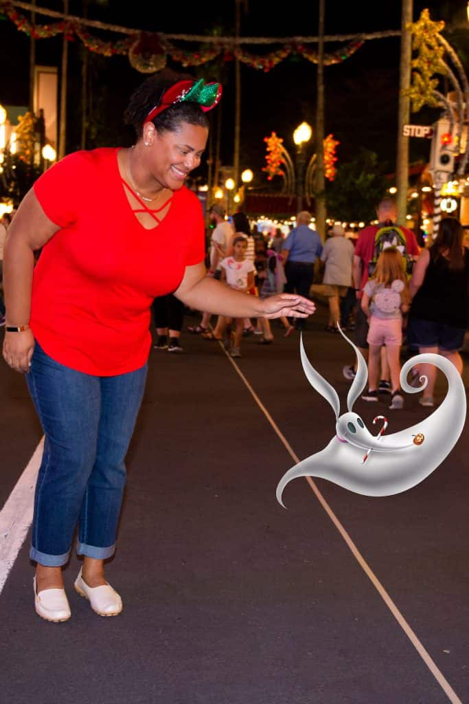 Holiday Photo Ops by Disney PhotoPass at Disney's Hollywood Studios