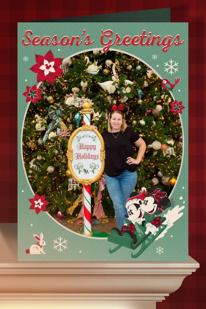 Holiday Photo Ops by Disney PhotoPass at Select Disney World Resorts