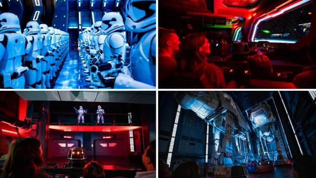 #DisneyParksLIVE: Watch the Dedication of Rise of the Resistance Live Tonight at 6:55 p.m. ET
