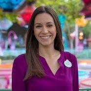 Kelsey Lynch, Public Relations Manager, Disneyland Resort