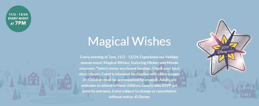 Magical Wishes