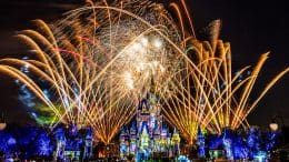 'Happily Ever After' at Magic Kingdom Park