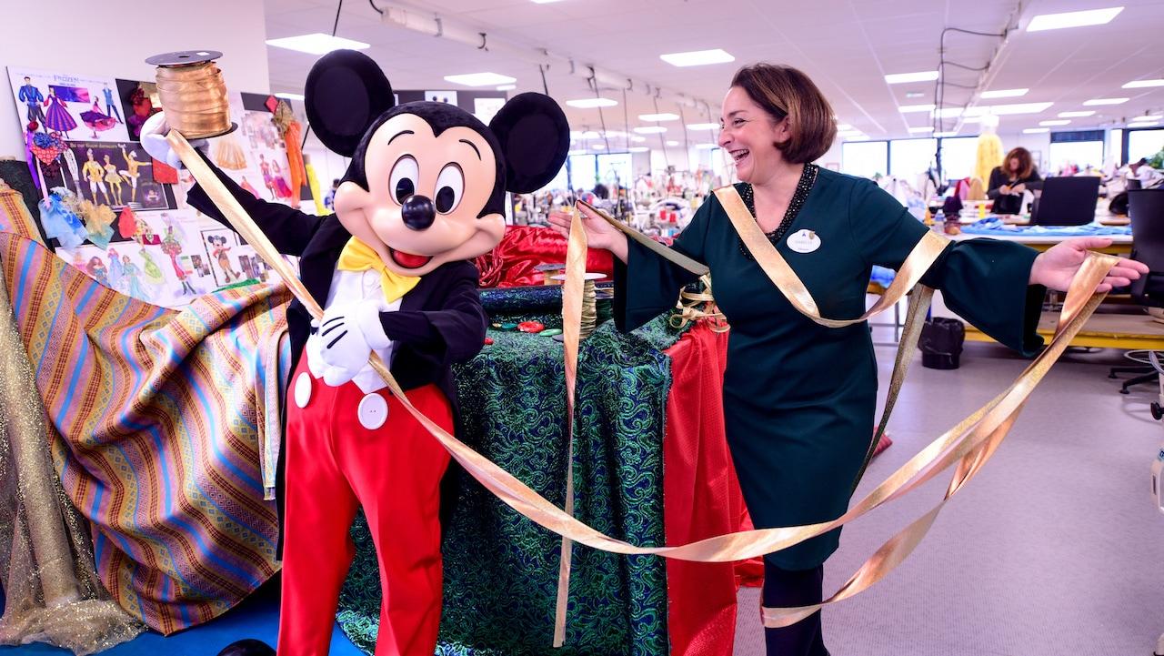 Behind-The-Scenes of the Disneyland Paris Costuming Department thumbnail