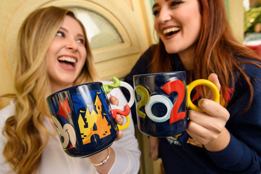 Disney Parks 2020 Mugs
