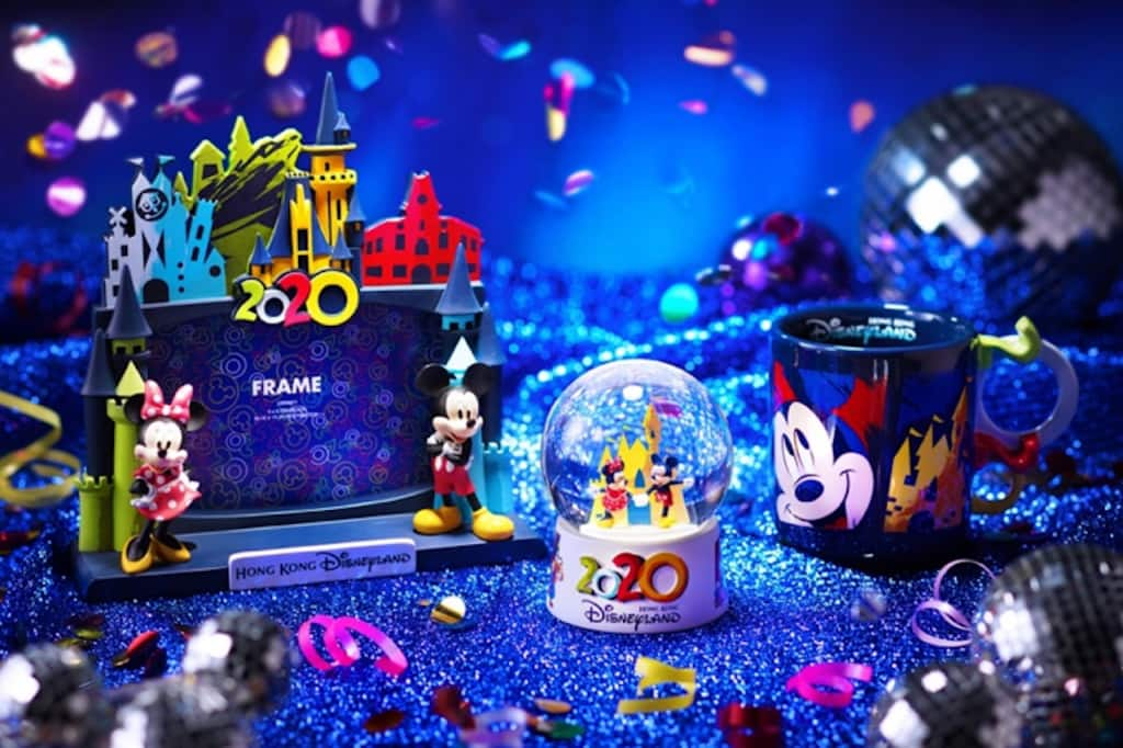 Hong Kong Disney 2020 collections