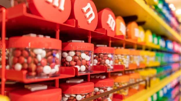 M&M'S at M&M'S Store