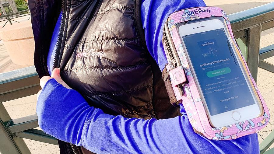 runDisney phone case