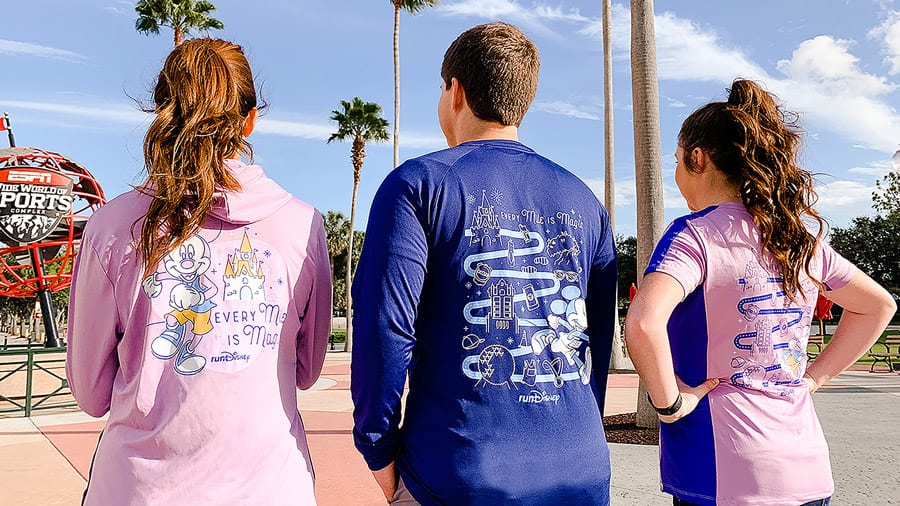 runDisney shirts