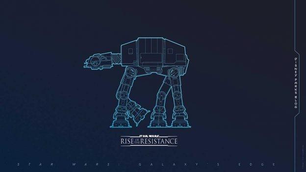 Star Wars: Rise of the Resistance desktop wallpaper