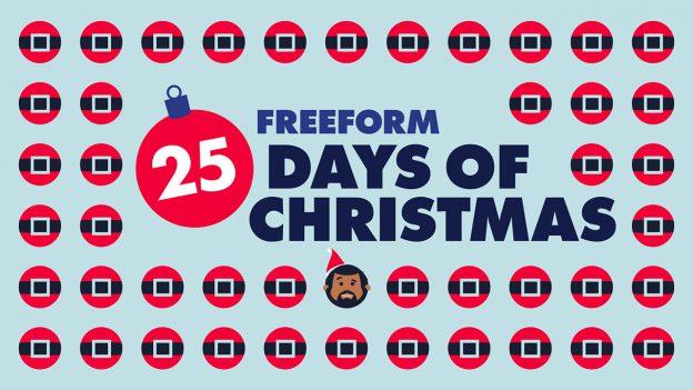 "Freeform's ""25 Days of Christmas"""