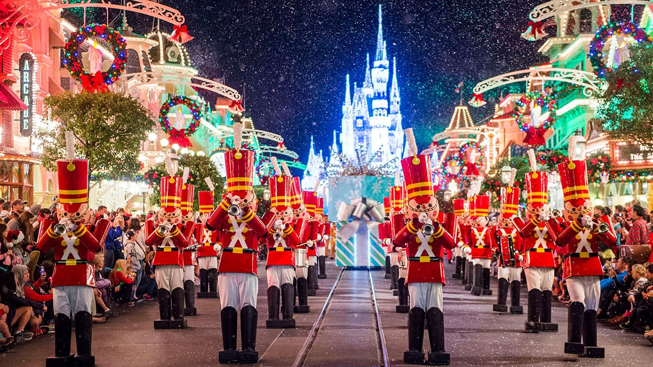 'Mickey's Once Upon A Christmastime Parade' Marching Through the Decades into Hearts & Holidays thumbnail