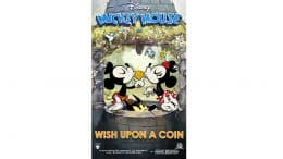 New Mickey & Minnie's Runaway Railway Attraction Poster