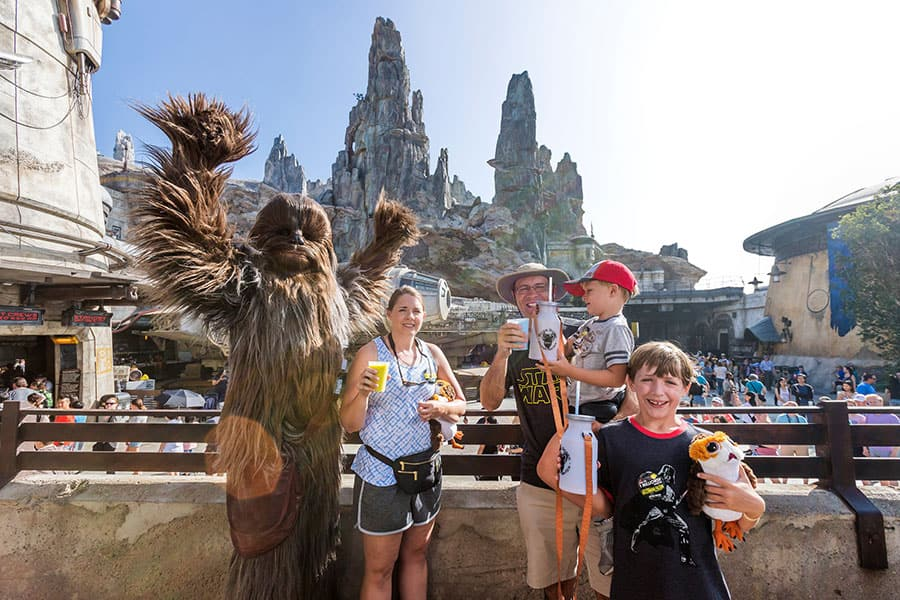 1 millionth member of Hondo Ohnaka's flight crew to take the controls of the Millennium Falcon: Smugglers Run