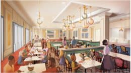 Beaches & Cream Soda Shop Set to Reopen at Disney's Beach Club Resort