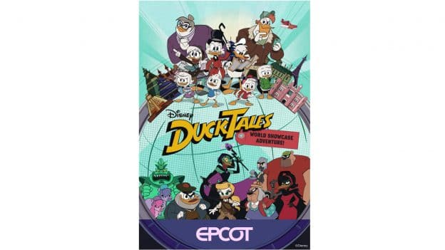 Disney's DuckTales World Showcase Adventure