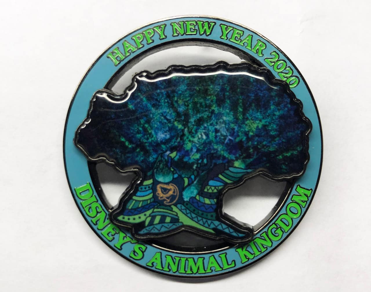 Limited Edition Animal Kingdom Pin 2020