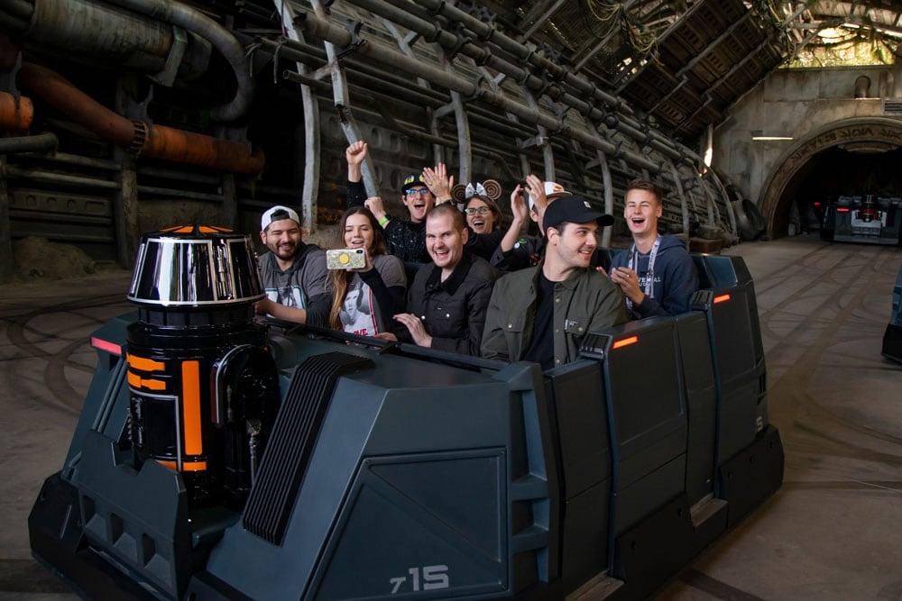 Star Wars Rise Of The Resistance Now Open At Disneyland Park Disney Parks Blog