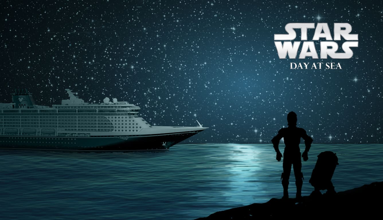 Celebrate The Return Of Star Wars Day At Sea With A Digital