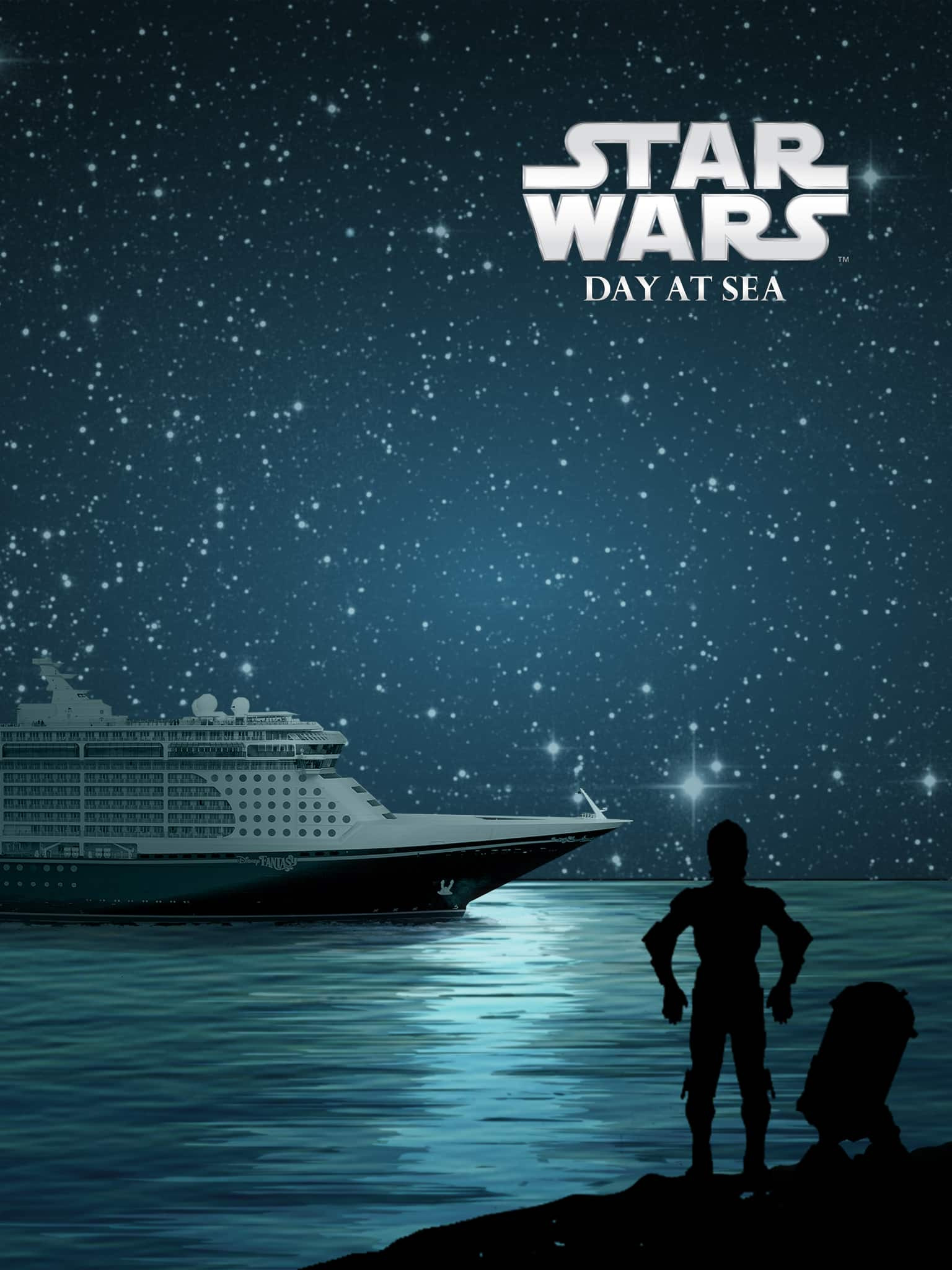 2020 Star Wars Day At Sea Digital Wallpapers The Disney Cruise