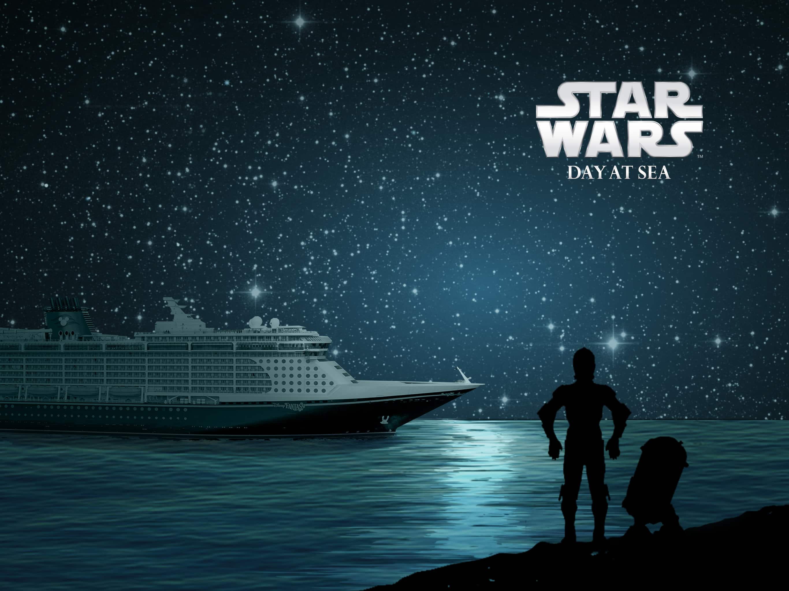 2020 Star Wars Day At Sea Wallpaper Desktop Ipad Disney Parks Blog