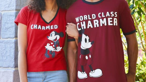Mickey and Minne T-shirts