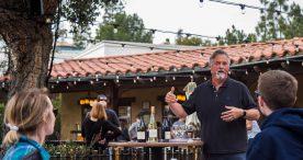 Wine Seminar at Disney California Adventure Food & Wine Festival