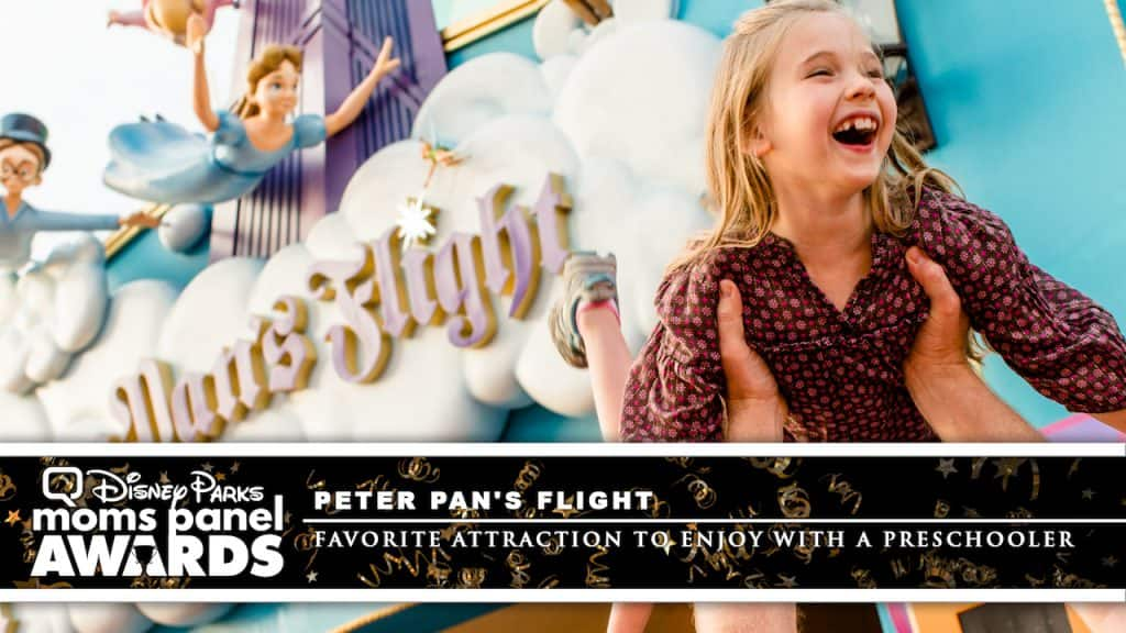 Peter Pan's Flight at Magic kingdom Park