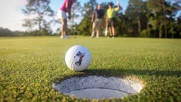 Golfing at Walt Disney World Resort