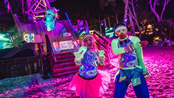 Get Your Glow On This Summer – Tickets for Disney H2O Glow Nights at Disney's Typhoon Lagoon Are On Sale Now!