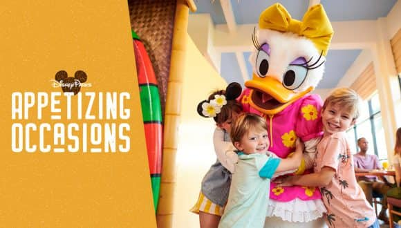 Disney Parks Appetizing Occasions: January 2020