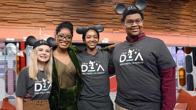 Dreams Come True Today For Disney Dreamers