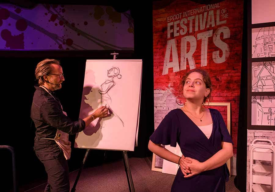 The Fourth Epcot International Festival of the Arts Opens Today