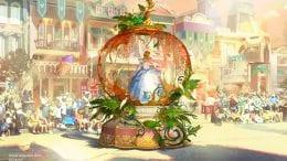 Sneak Peek of the Awe-Inspiring 'Magic Happens' Parade