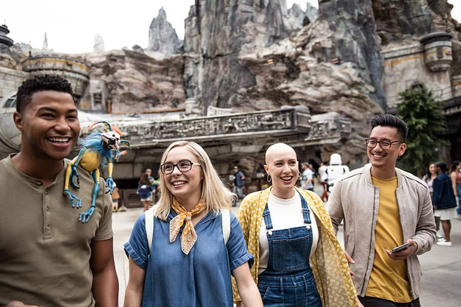 Star Wars Galaxy's Edge at Walt Disney World