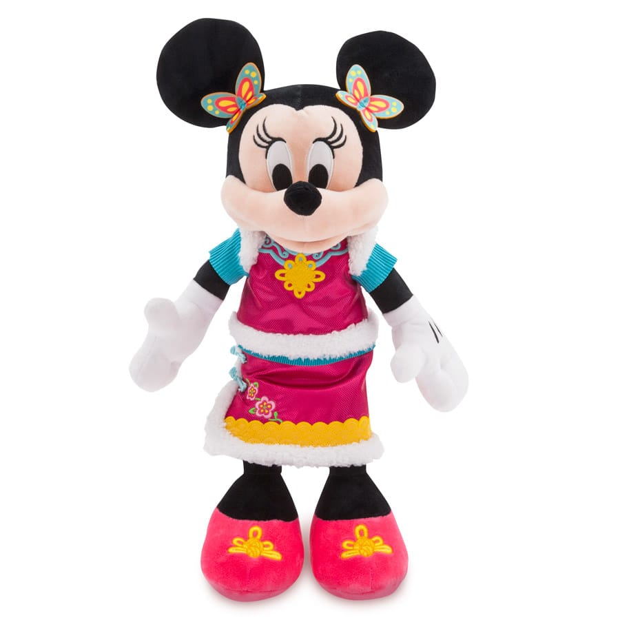 Minnie Mouse Lunar New Year Plush