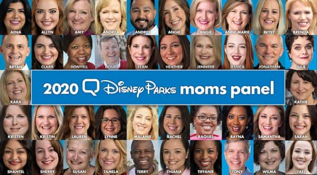 Parks Moms Panel Class of 2020