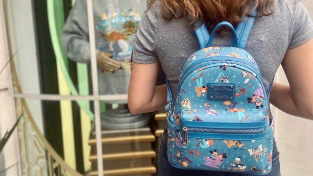 Original Disneyland Park Vinylmation Backpack BRAND NEW UNUSED