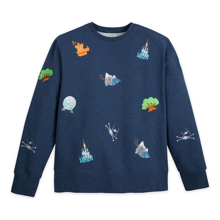 Disney Parks Life Collection Sweatshirt