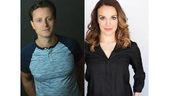 Kara Lindsay and Kevin Massey to perform at Disney on Broadway Concert Series at Epcot