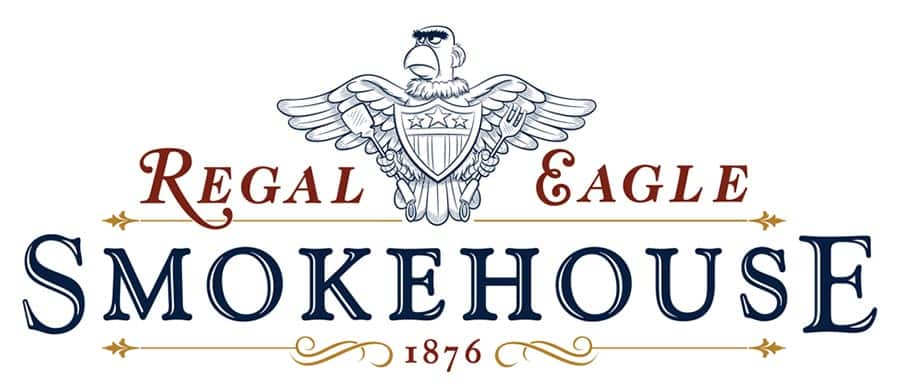 Regal Eagle Smokehouse sign