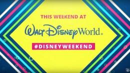 #Disneyweekend