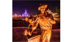 Storytellers Statue at Shanghai Disneyland