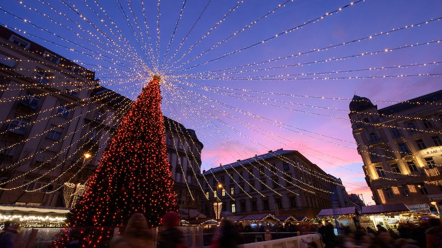 Adventures by Disney Danube River Cruise: Christmas Markets