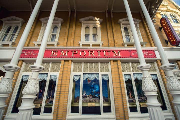 Emporium on Main Street U.S.A.