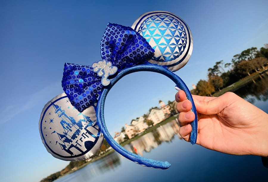 runDisney Minnie Ears