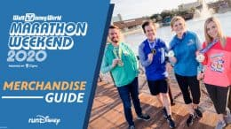 Walt Disney World Marathon Weekend 2020 Presented by Cigna - Merchandise Guide - runDisney