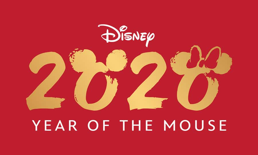 Disney 2020 Year of the Mouse