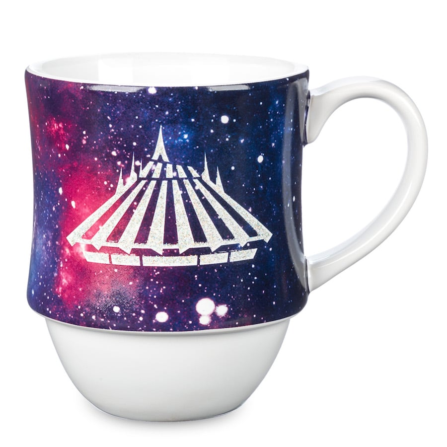Space Mountain-Inspired Collection from Minnie Mouse: The Main Attraction Mug