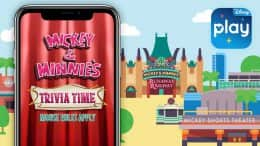 Mickey & Minnie's Trivia Time – Mouse Rules Apply!